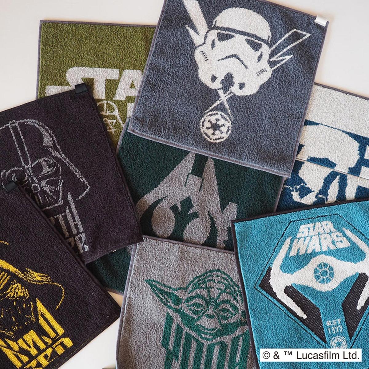 『STAR WARS』 mini towel